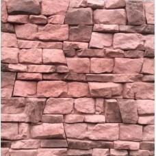 Искусственный камень Арт-е-факт бордовый