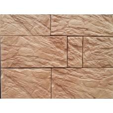 Искусственный камень Известняк коричневый