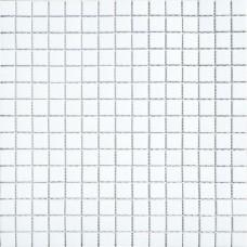 Мозаика A11 (327*327*4мм) белая