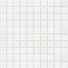Мозаика HK-30 (327*327*4мм) белая (30*30 размер чипа)