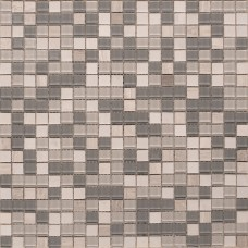 Мозаика HK-45 (327*327*4мм) светло-серый микс