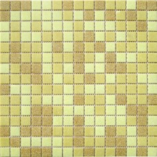 Мозаика MC103 (327*327*4мм) песочный микс