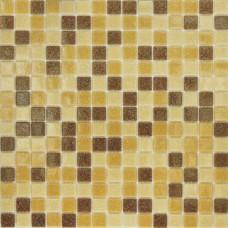 Мозаика MC104 (327*327*4мм) темно-песочный микс