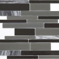 Мозаика N27 (286*298*4мм) мраморный long size