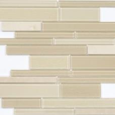 Мозаика N52 (286*298*4мм) светло-бежевый long size