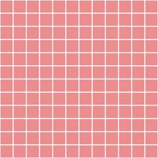 Мозаика Темари темно-розовый матовый 20061 (298*298)