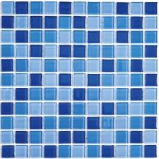 Мозайка (300*300) Blue wave-1