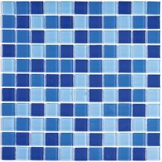 Мозайка (300*300) Blue wave-2
