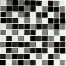 Мозайка (300*300) Carbon mix