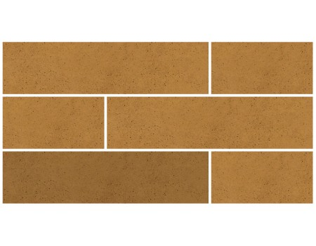 Aquarius Brown Плитка фасадная гладкая 24,5х6,58