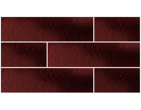 Cloud Rosa Duro Плитка фасадная структурная 24,5х6,5