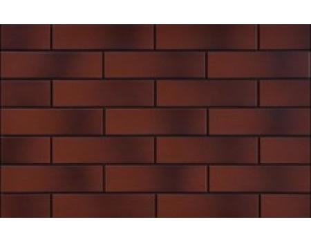 Burgund 9560 Фасадная плитка 24,5х6,5х0,65 с оттенком