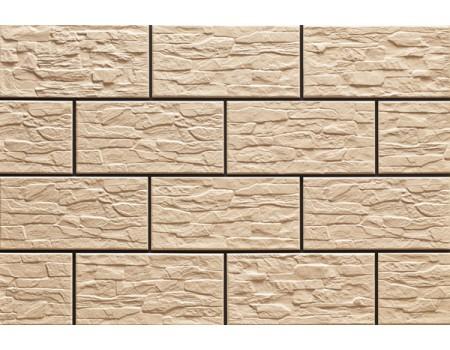 Krem/Cream 7313 Фасадный камень 30,0х14,8х0,9