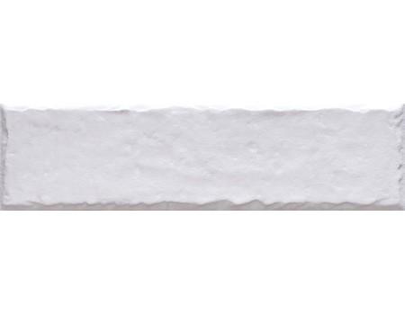 Foggia Bianco 1900 Плитка фасадная структурная 6,5х24,5х0,8