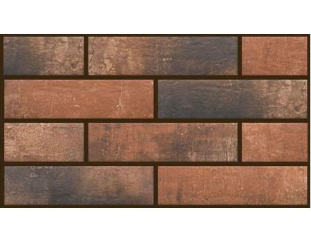 Loft Brick Chili 2105 Плитка Фасадная 24,5х6,5