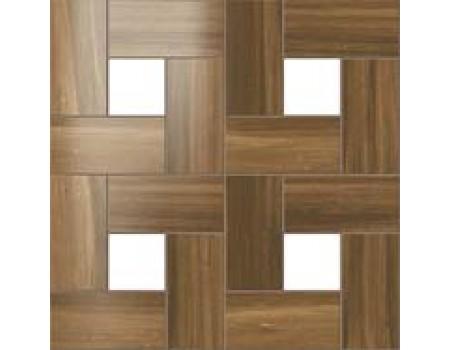 Aston Wood Elm Mosaic Lap 45*45 / Астон Вуд Эльм Мозаика Лаппато 45*45