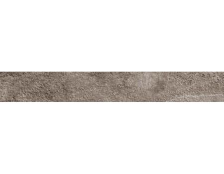 Era Anthracite Listello 7,2x60 / Эра Антрацит Бордюр 7,2х60