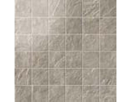 Heat Aluminum Mosaic Lap 30*30 / Хит Алюминиум Мозаика Лаппато 30*30