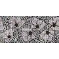 Black&White Декор 200*440 черный BW2G231