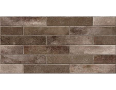 Bricks Керамогранит 297*598 коричневый C-BC4L112D
