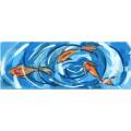 Декор Салерно Рыбки STG\A385\15000 150*400
