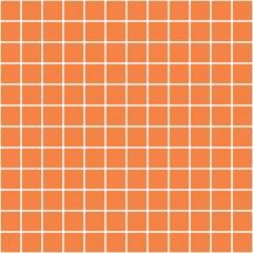 Мозаика Темари оранжевый матовый (298*298)