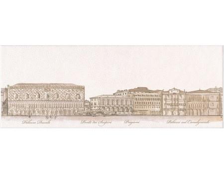 Декор Сафьян Панорама Venezia STG\A578\15061 150*400