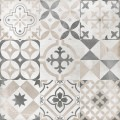 Цемент Стайл  Керамогранит 450*450 орнамент 6046-0359-1001