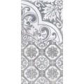 Кампанилья декор 3 200*400 настенный серый 1641-0095-1001