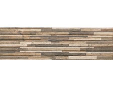 Zebrina Wood 6491 Фасадная плитка 60,0х17,5х0,9