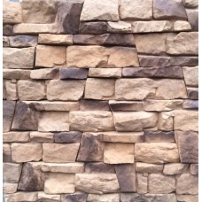 Искусственный камень Арт-е-факт коричневый