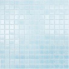 Мозаика A33 (327*327*4мм) голубая