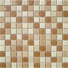 Мозаика CB520 (327*327*4мм) бежево-коричневый