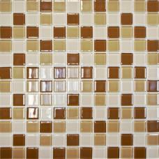 Мозаика CB521 (327*327*4мм) бежево-коричневый