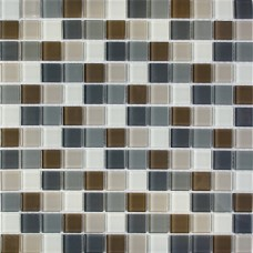 Мозаика DM 102 (327*327*4мм) серо-бежевая