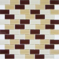 Мозаика DM 105 (327*324*4мм) песочно-коричневая