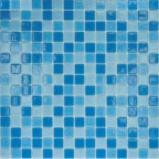 Мозаика MC123 (327*327*4мм) голубой микс