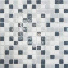 Мозаика MDA233 (327*327*4мм) серый микс