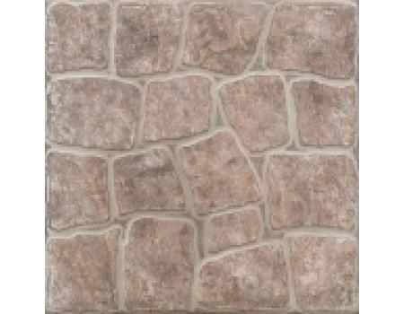 Arago Brown плитка напольная 326*326 коричневая