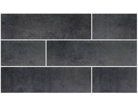 Bazalto Grafit A Плитка фасадная 30х8,1х1,1