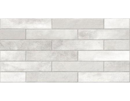 Bricks Керамогранит 297*598 светло-серый C-BC4L522D